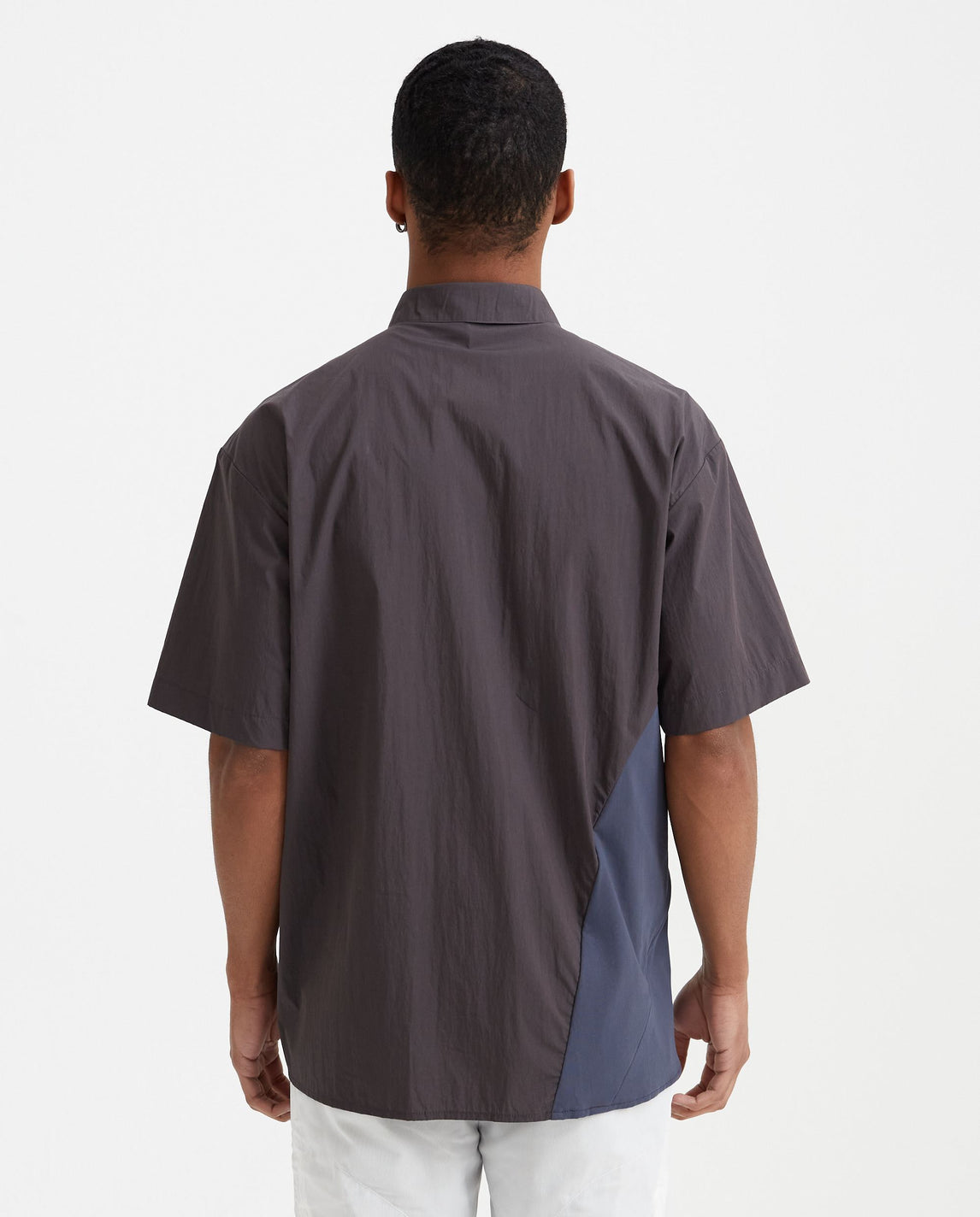 4.0 Shirt - Brown / Blue MENS POST ARCHIVE FACTION
