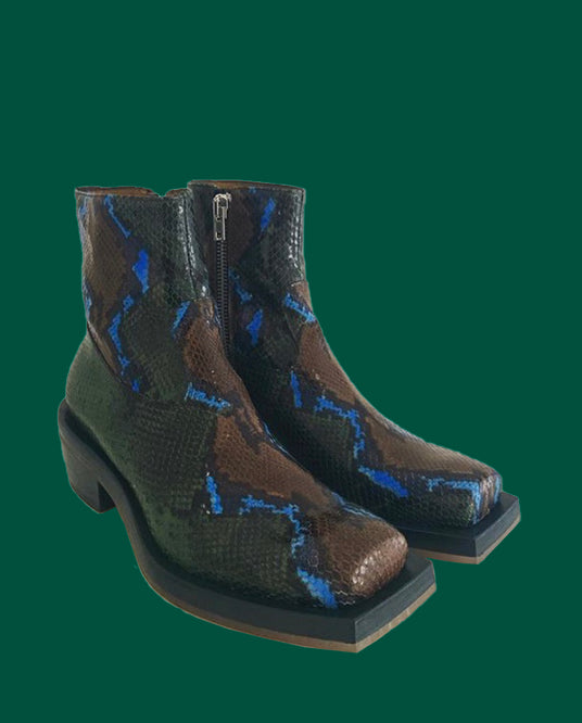 Squared Boot - Python