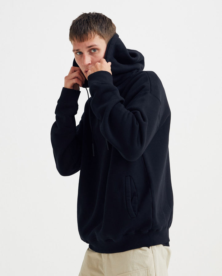 A COLD WALL MAIN - KNITTED EROSION HOODY - ACWMW020 MENS A-COLD-WALL