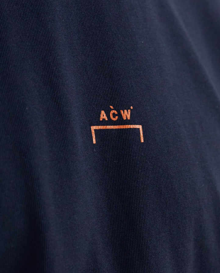 A COLD WALL MAIN - KNITTED EROSION T-SHIRT - ACWMTS017 MENS A-COLD-WALL