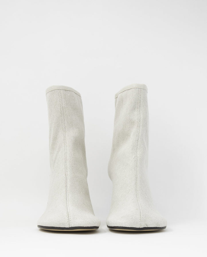 Ankle Boot - Beige WOMENS MM6 MAISON MARGIELA
