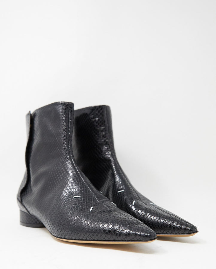Ankle Boot - Black WOMENS MAISON MARGIELA