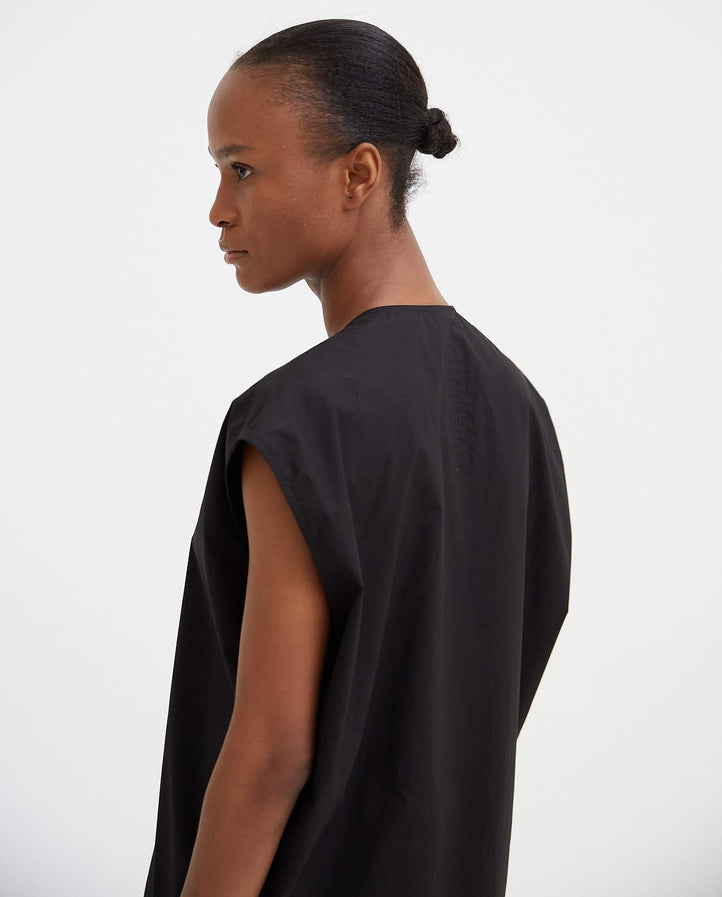 Arrowhead Dress - Black WOMENS RICK OWENS
