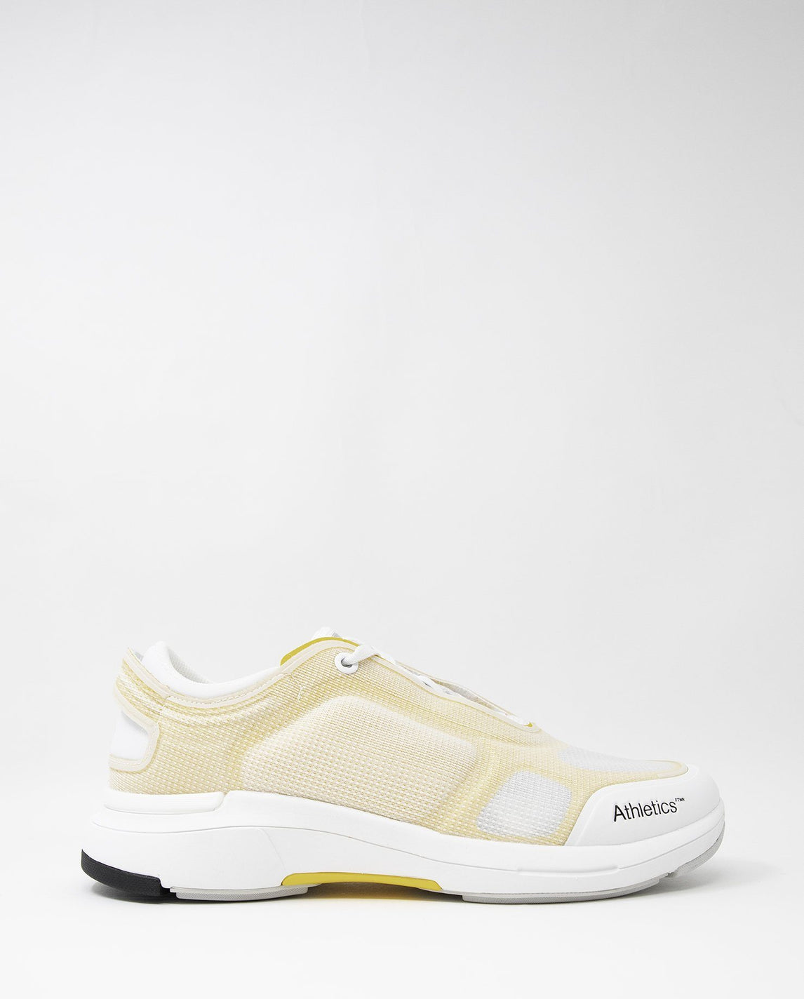 Athletics One Trainer - Cadmium Yellow / White UNISEX ATHLETICS FOOTWEAR