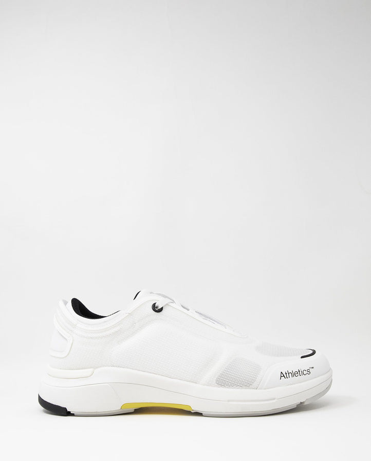 Athletics One Trainer - White UNISEX ATHLETICS FOOTWEAR
