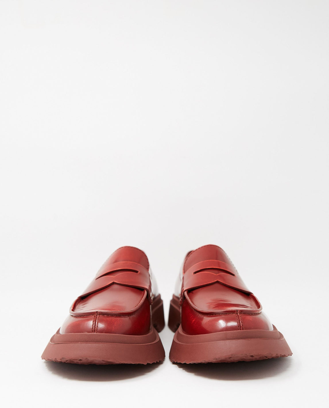 Blur Nebula-Carma Loafer - Red MENS CAMPERLAB