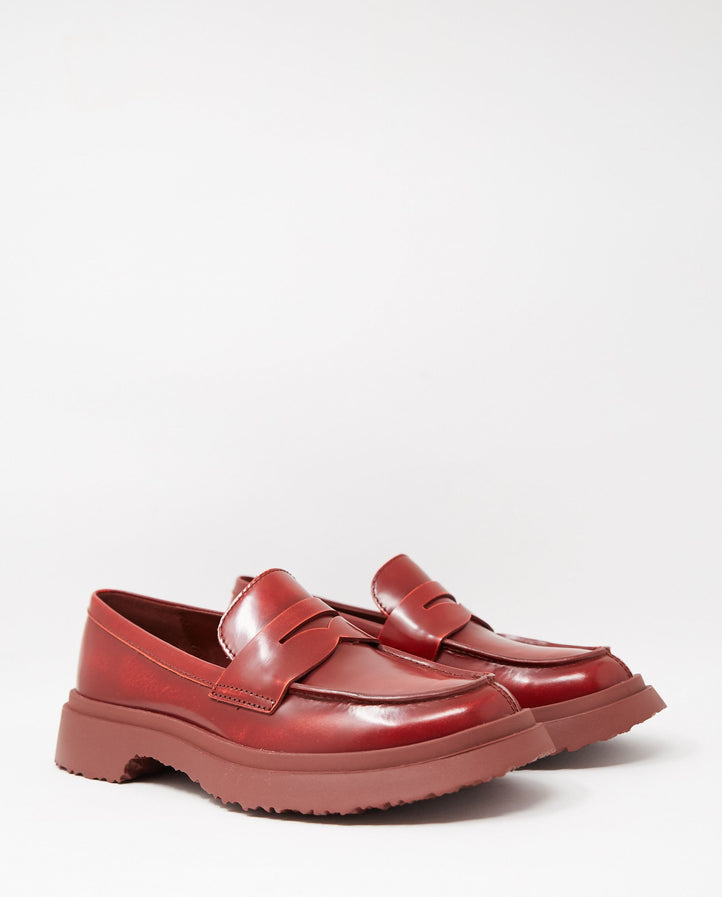 Blur Nebula-Carma Loafer - Red WOMENS CAMPERLAB