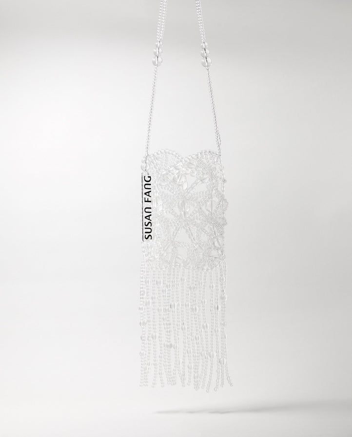 Bubble JellyFish Bag - Clear WOMENS SUSAN FANG