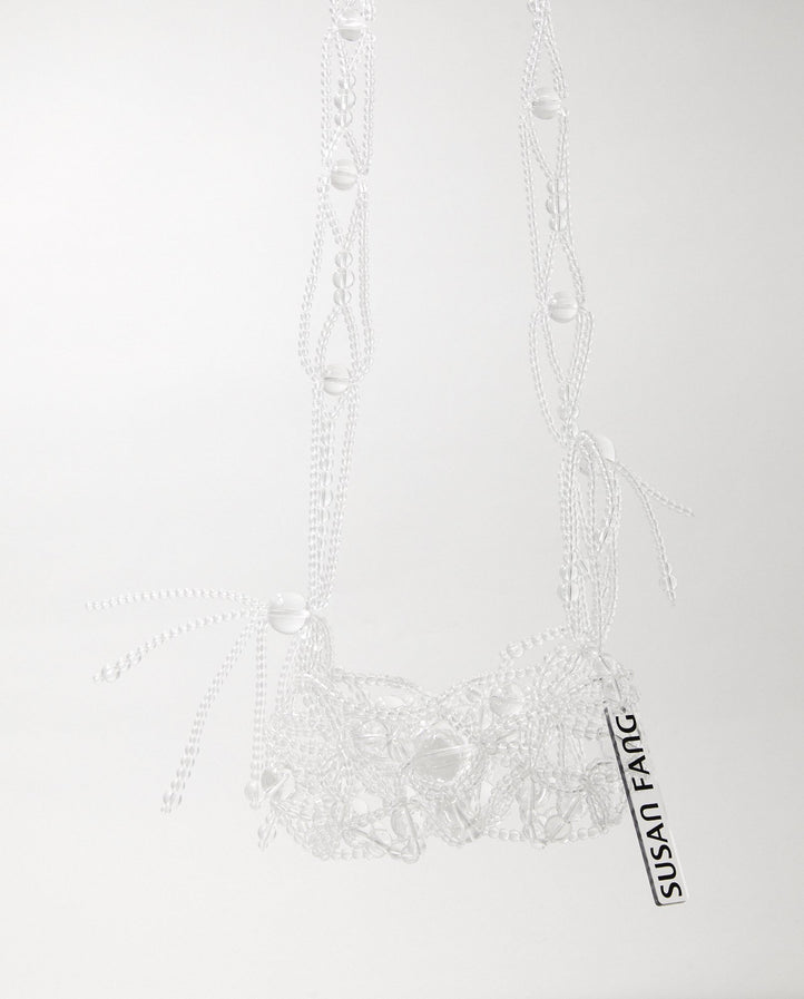 Bubble Phone Crossbody - Clear WOMENS SUSAN FANG