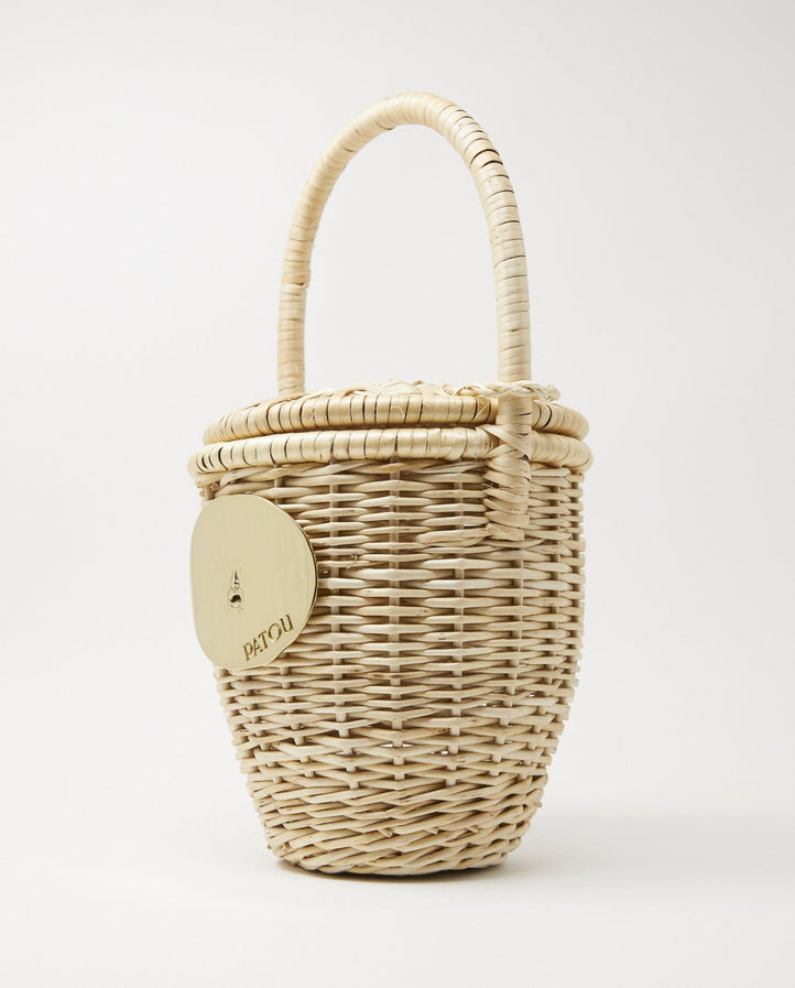 Bucket Bag - Vanilla WOMENS PATOU