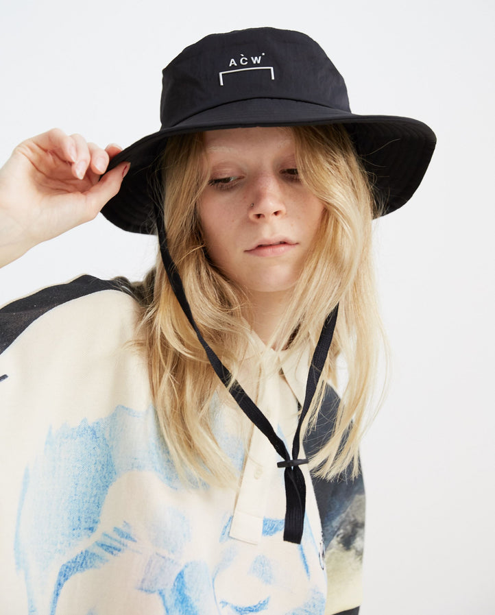 Bucket Hat - Black UNISEX A-COLD-WALL