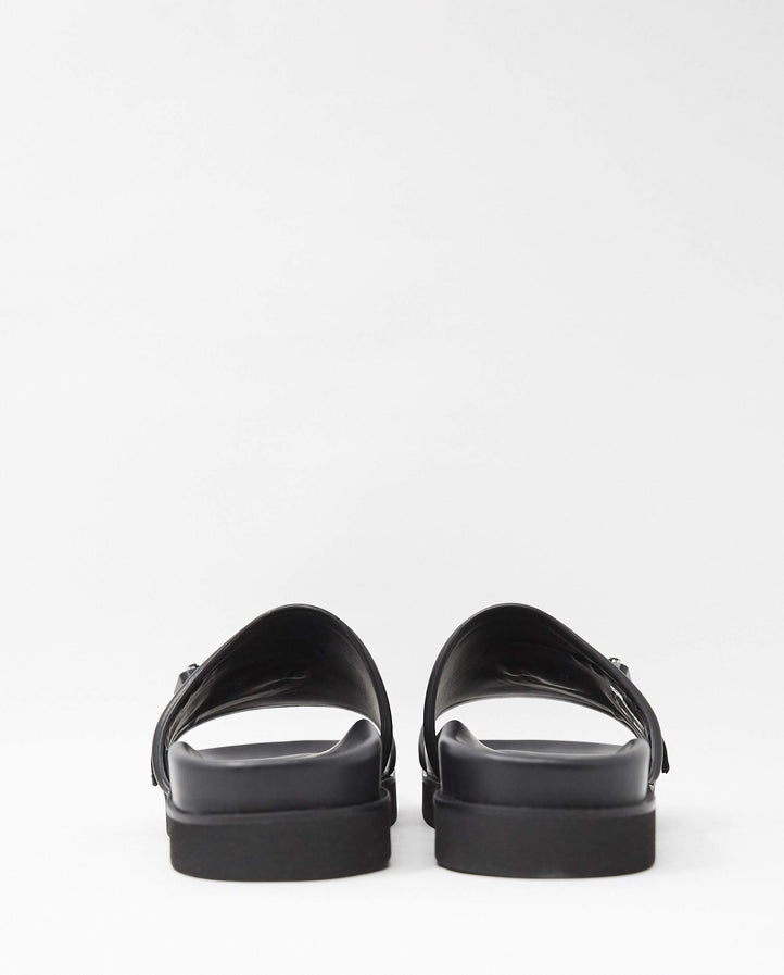 Buckle Sliders - Black UNISEX 1017 ALYX 9SM