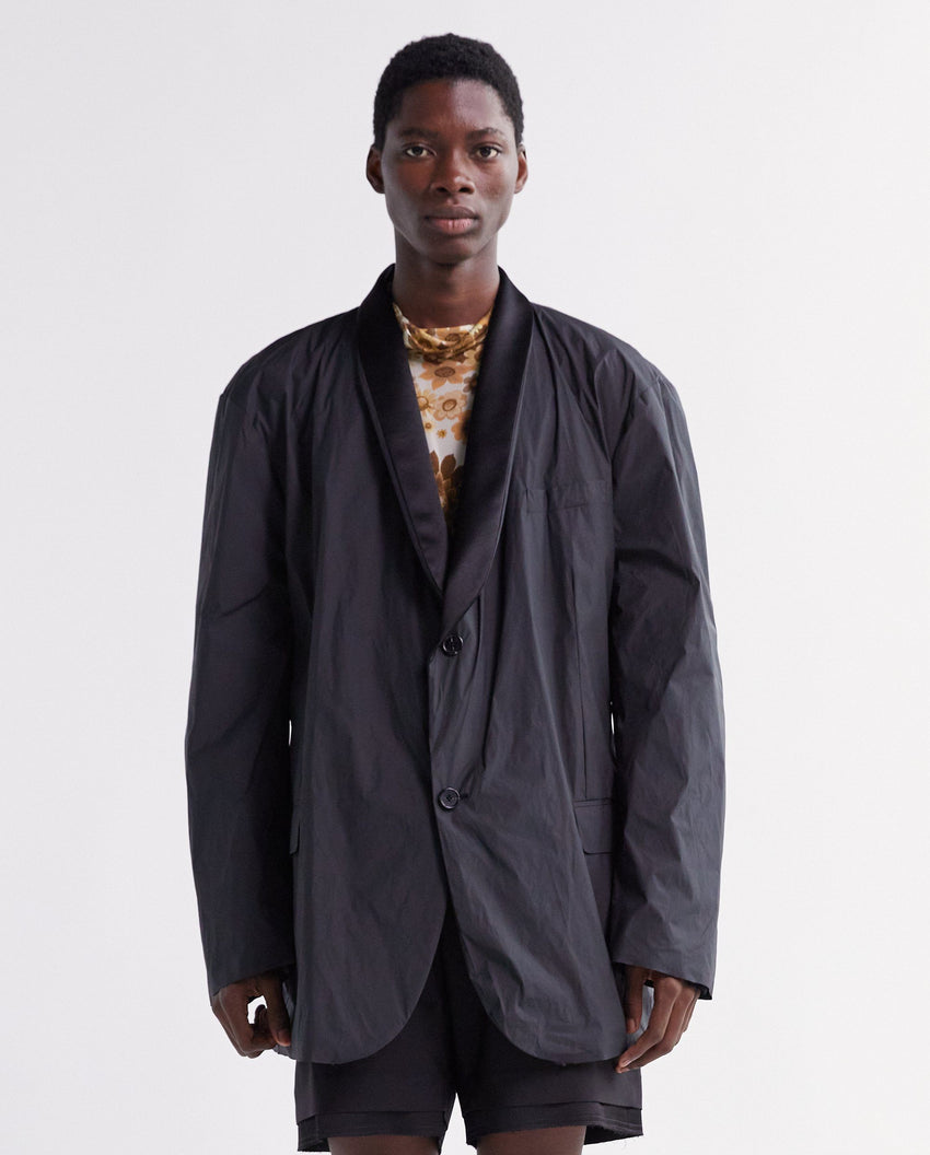 Ceremonial Big Blazer - Black MENS RAF SIMONS
