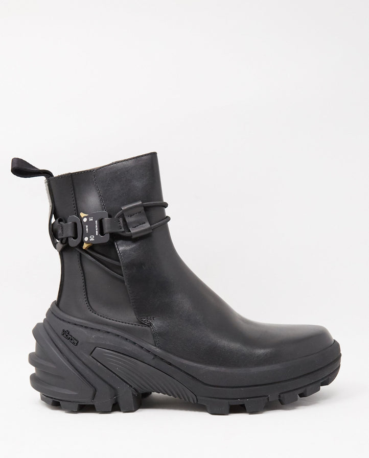 Chelsea Buckle Boot - Black UNISEX 1017 ALYX 9SM
