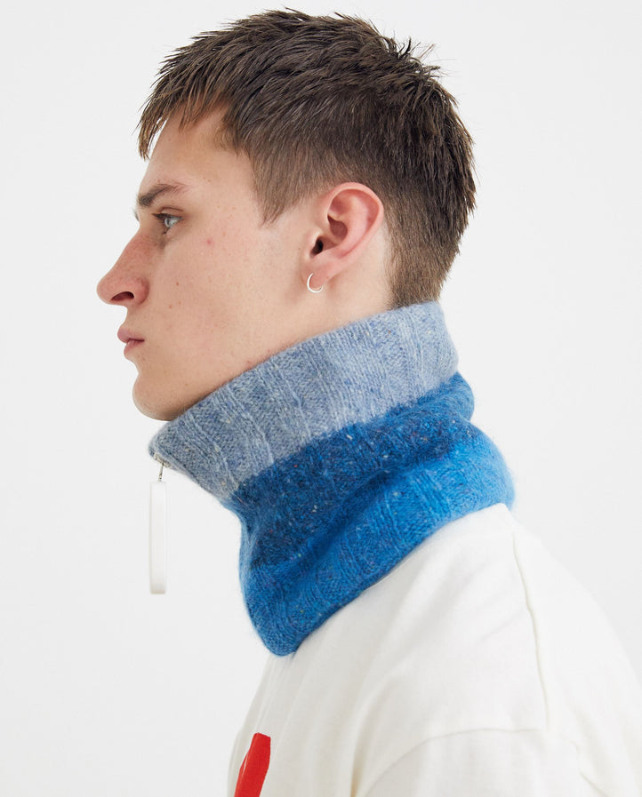 Chunky Neckband - Blue UNISEX JW ANDERSON