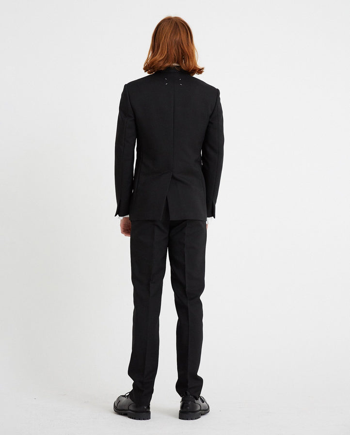 Classic Fit Suit - Black MENS MAISON MARGIELA