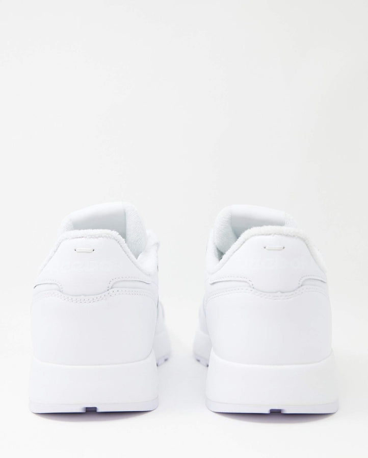 Classic Leather Tabi - White UNISEX MAISON MARGIELA