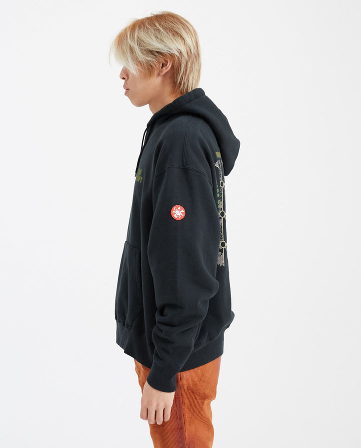 Closed System Heavy Hoodie - Black MENS CAV EMPT