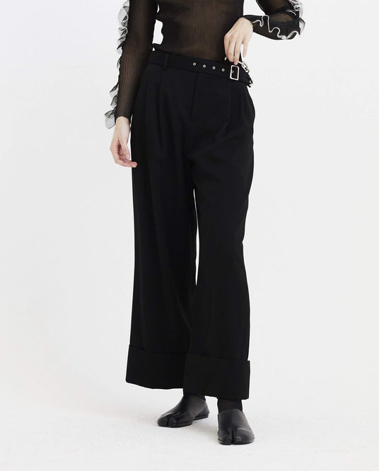 Combinazon Pants - Black WOMENS NOIR KEI NINOMIYA