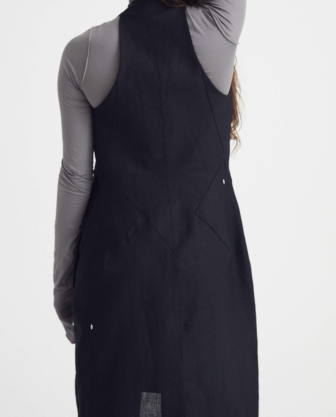 Connor Dress - Black WOMENS SAMUEL GUI YANG
