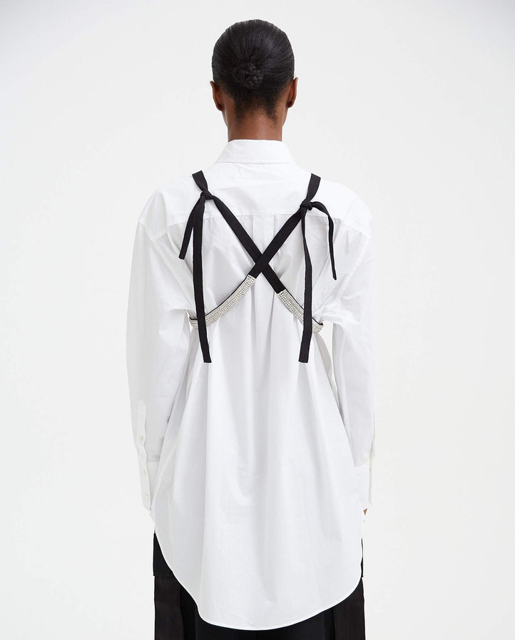 Crystal Harness - Silver / Black WOMENS JW ANDERSON