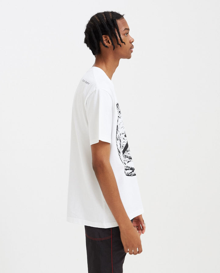 Cutting Edge T-Shirt - White MENS CAV EMPT