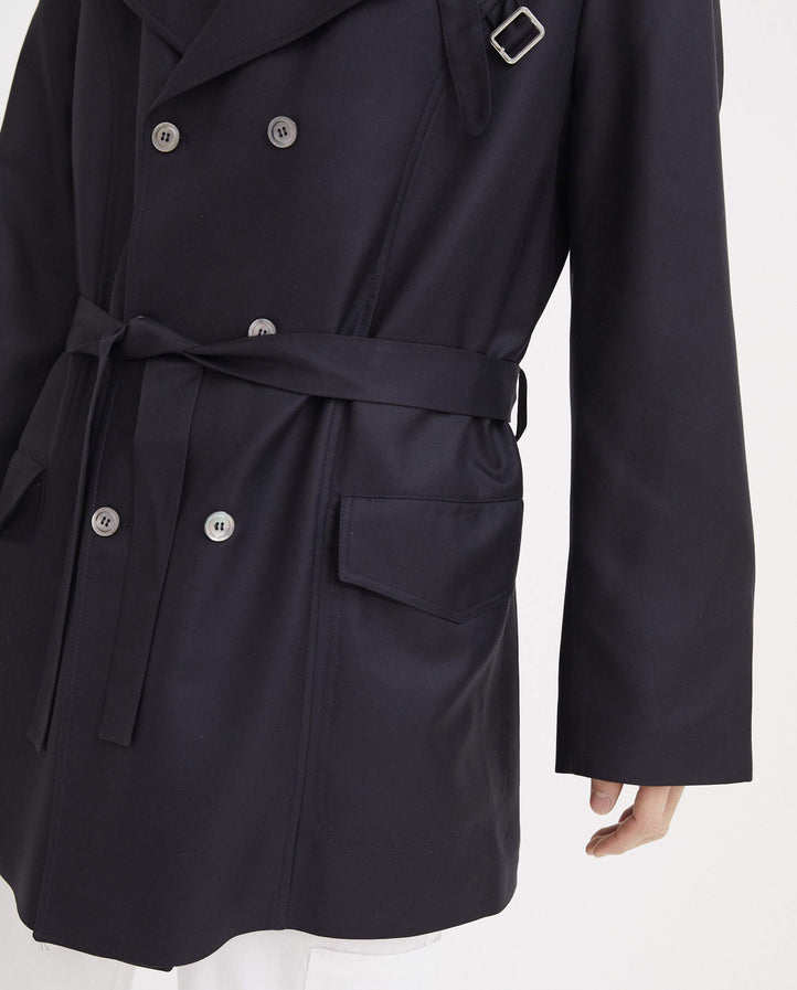 David Peacoat - Black MENS MARTIN ASBJORN