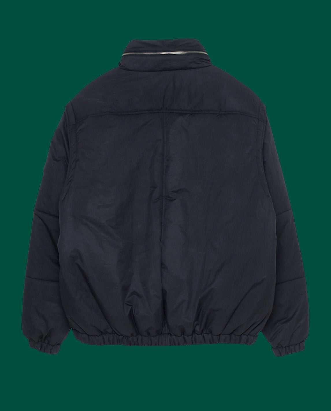 Detachable Sleeve Bomber Jacket - Black UNISEX CAV EMPT
