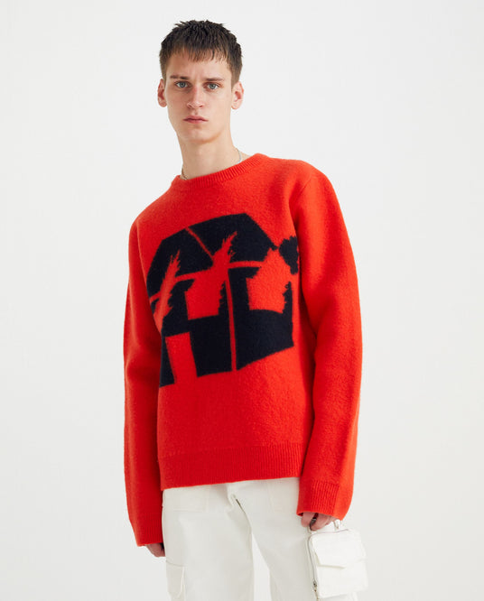 DW Jumper - Red UNISEX JW ANDERSON