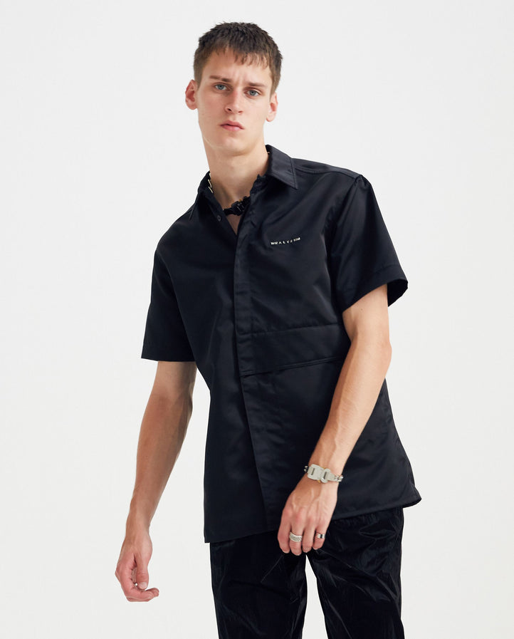 Edge Shirt - Black MENS 1017 ALYX 9SM