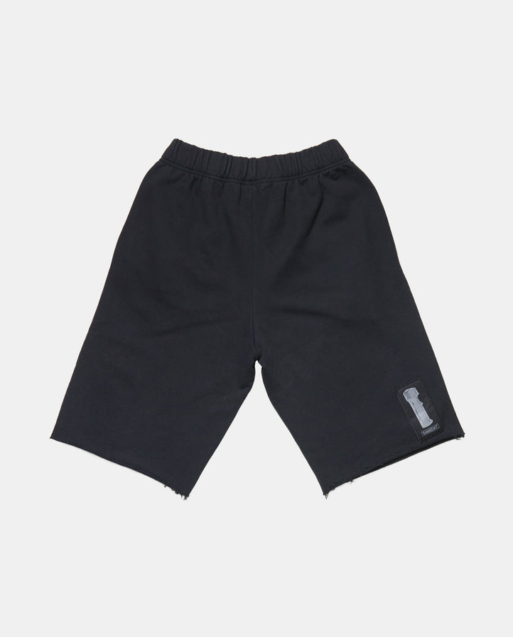 Face Shorts - Black UNISEX SAMIZDAT