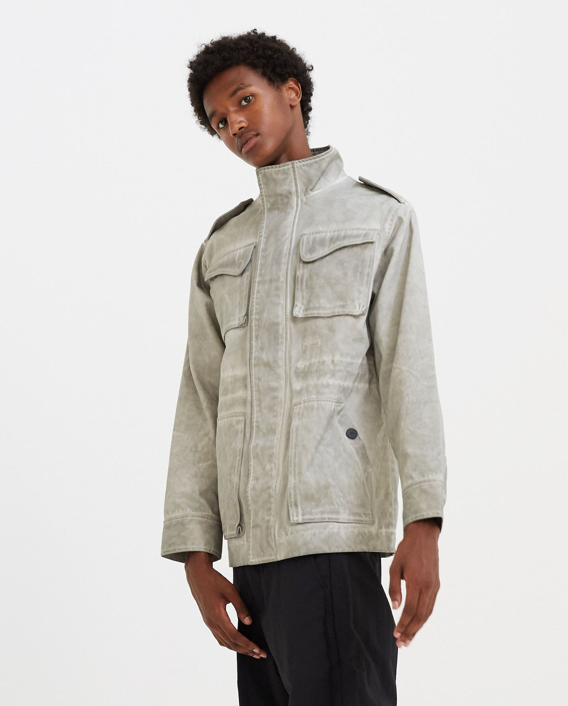 Fade-Out Field Jacket - Stone MENS A-COLD-WALL*