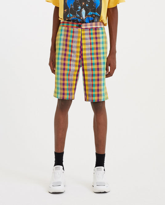 Glossy Short - Multi MENS KENNETH IZE