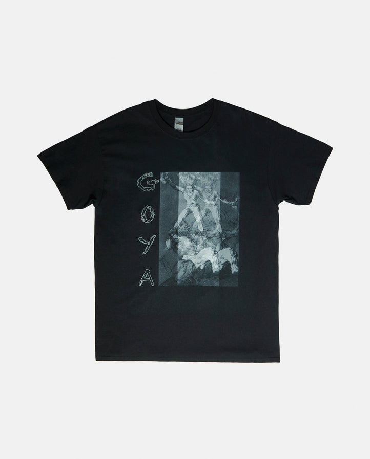 Goya Los Caprichos Double Sided T-Shirt - Black UNISEX READY MADE MERCHANDISE