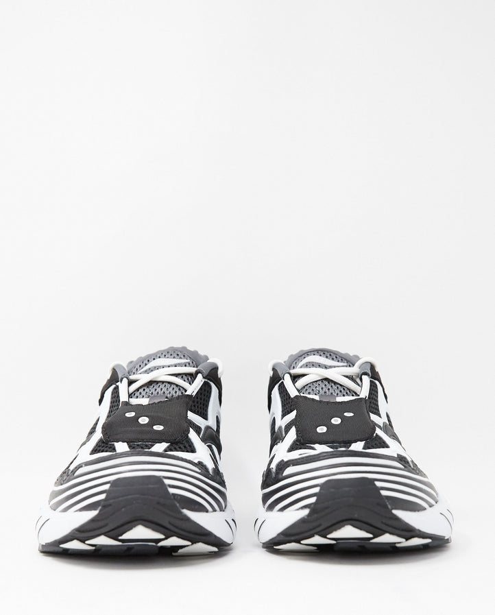 Grid Web Sneaker - Black / White UNISEX WHITE MOUNTAINEERING