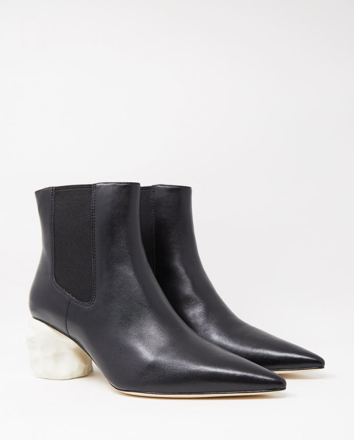 Guanto Ankle Boot - Black WOMENS CAMPERLAB