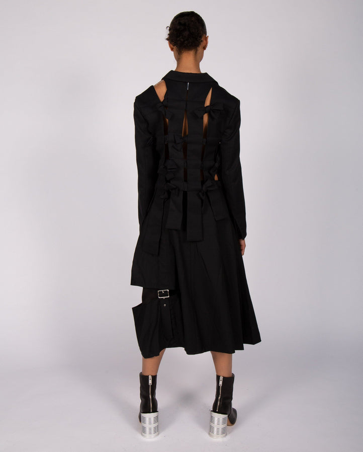 Jacket - Black WOMENS NOIR KEI NINOMIYA