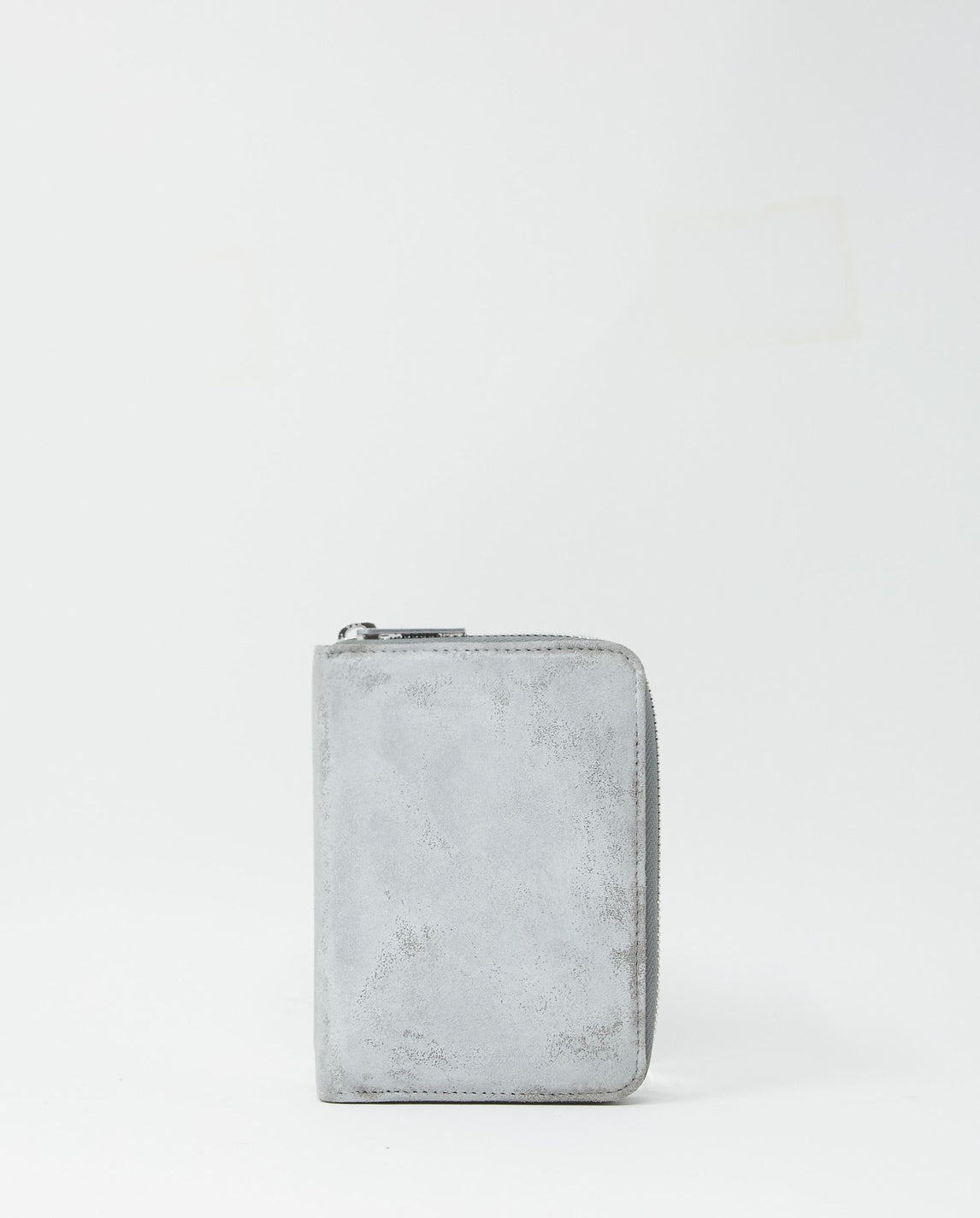 Leather Wallet - Grey MENS MAISON MARGIELA