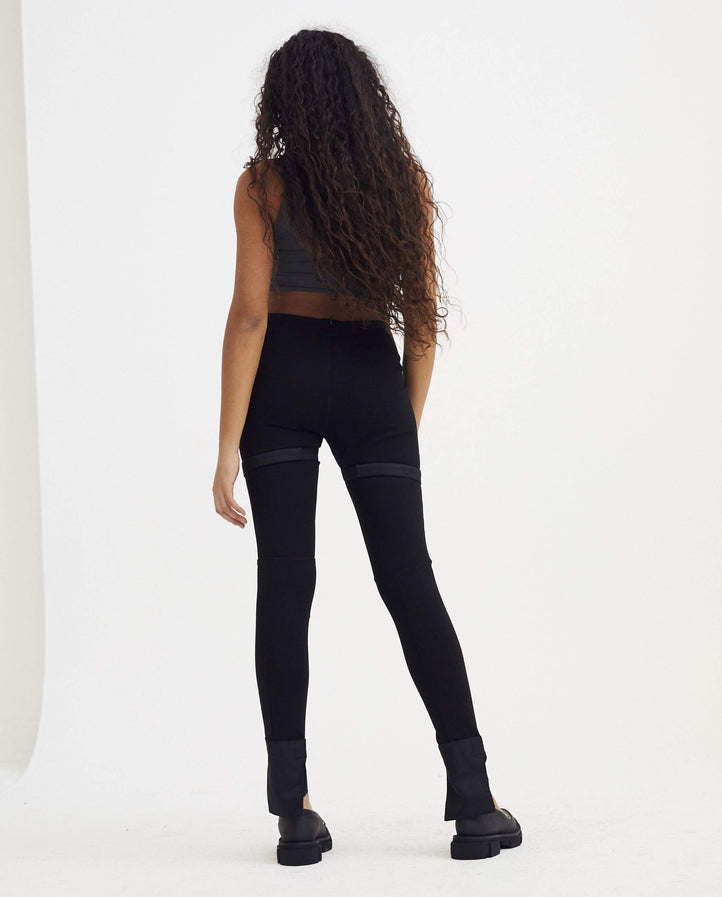 Leggings - Black WOMENS 1017 ALYX 9SM