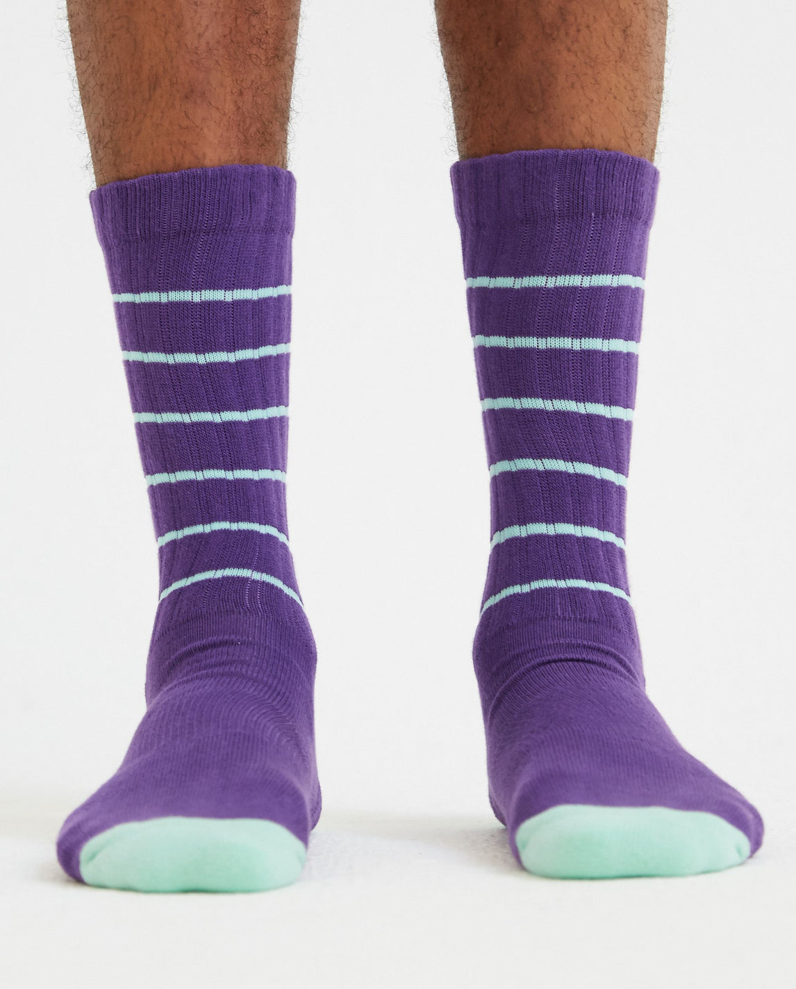 Logo Socks - Purple UNISEX CAV EMPT