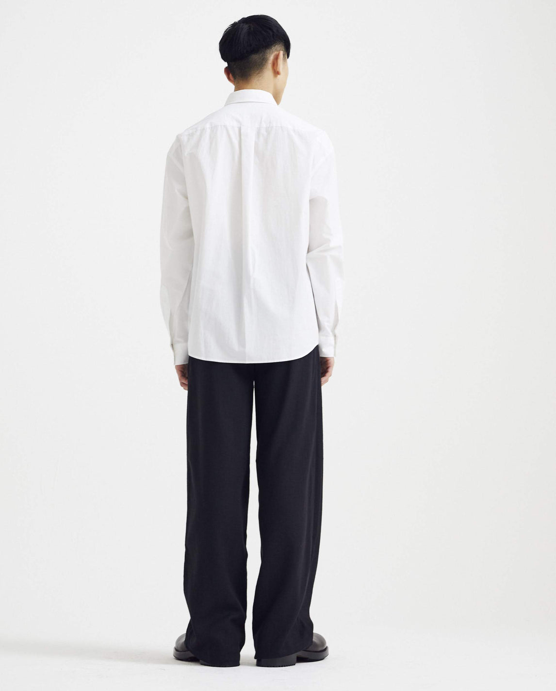 Long Sleeve Shirt - White MENS JW ANDERSON