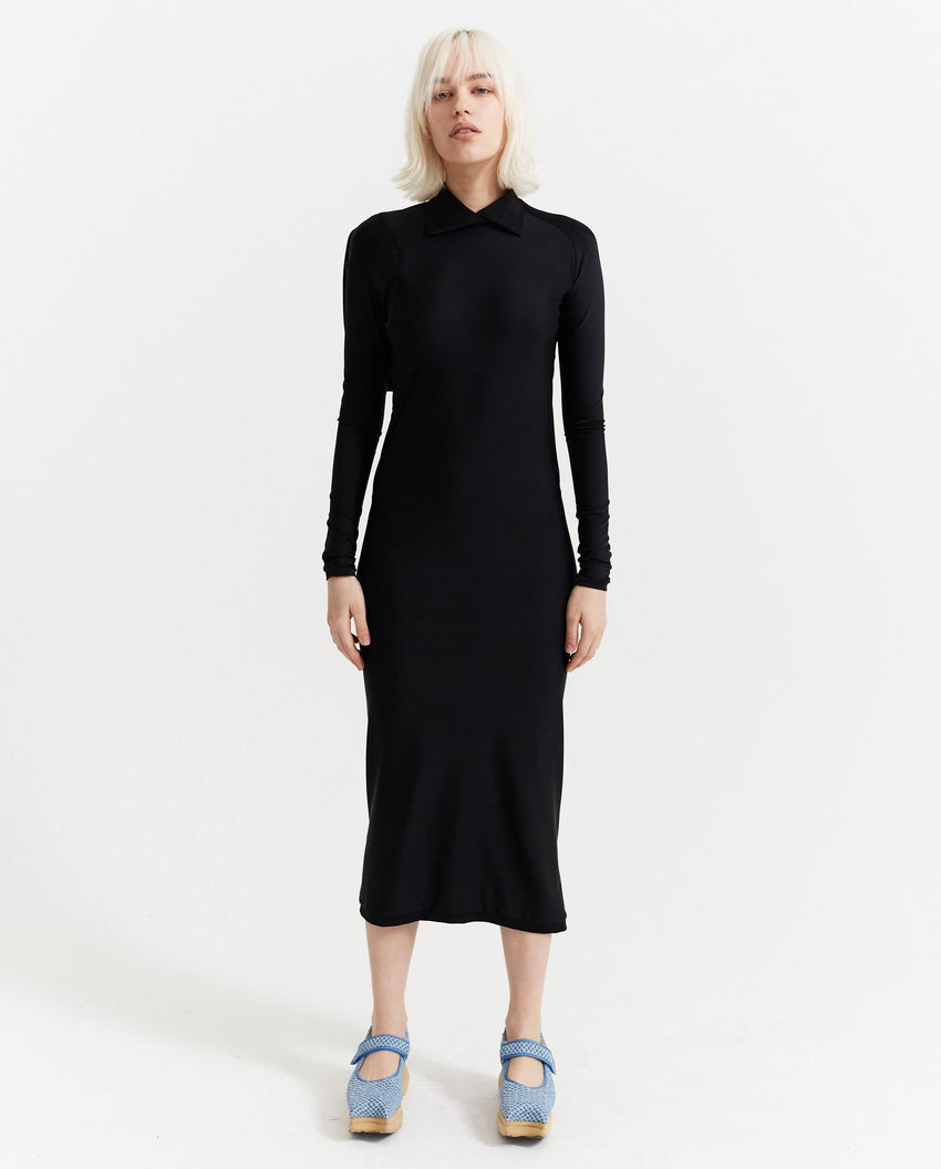 Lycra Cover Dress - Black WOMENS JOHANNA PARV