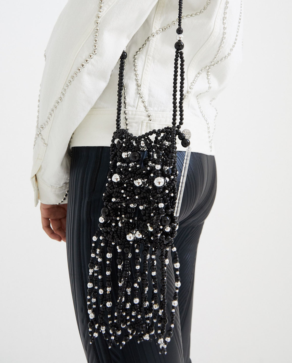 MACHINE-A Exclusive Bubble Jellyfish Bag - Black WOMENS SUSAN FANG