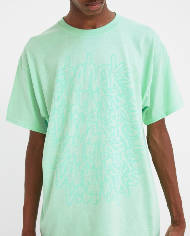 Many Tahnks T-Shirt - Mint MENS TAHNKS