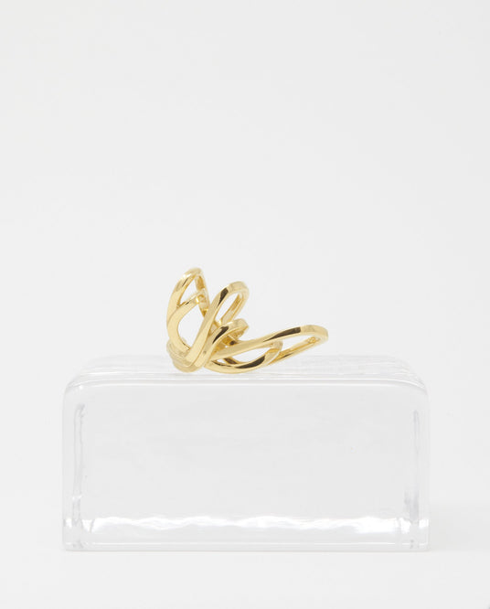 Maxi Space Ear Cuff - Gold UNISEX ALAN CROCETTI
