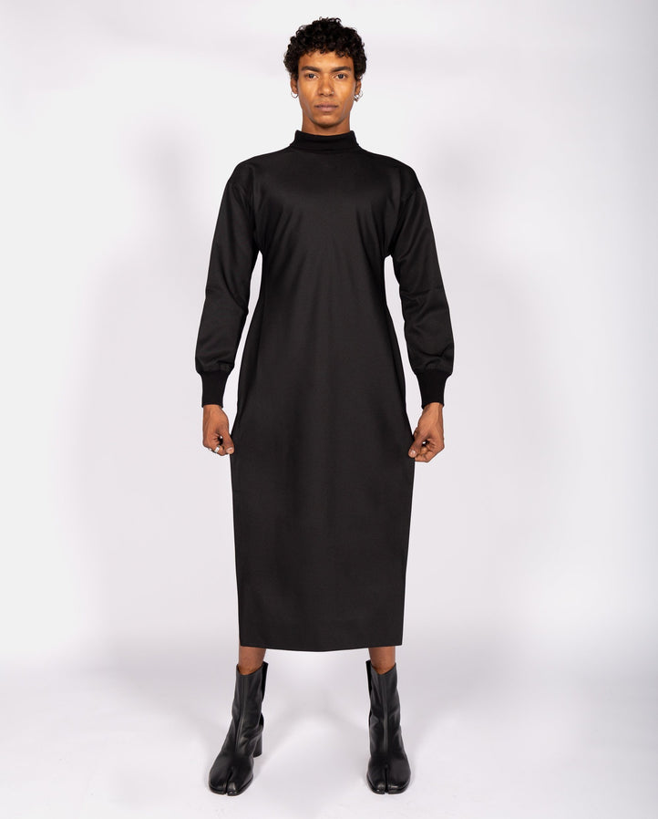 May Dress - Black UNISEX SAMUEL GUI YANG