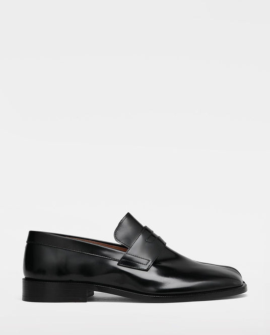 Men's Tabi Loafer - Black MENS MAISON MARGIELA
