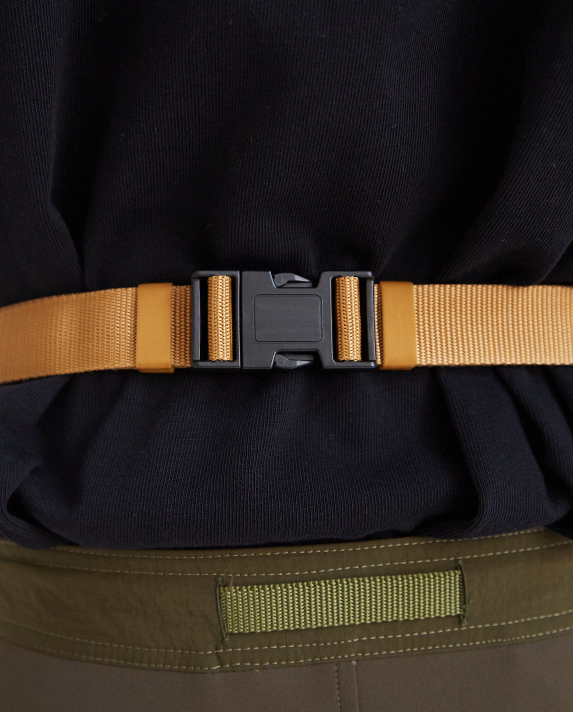 Military Waist Bag - Light Brown MENS WHITE MOUNTAINEERING