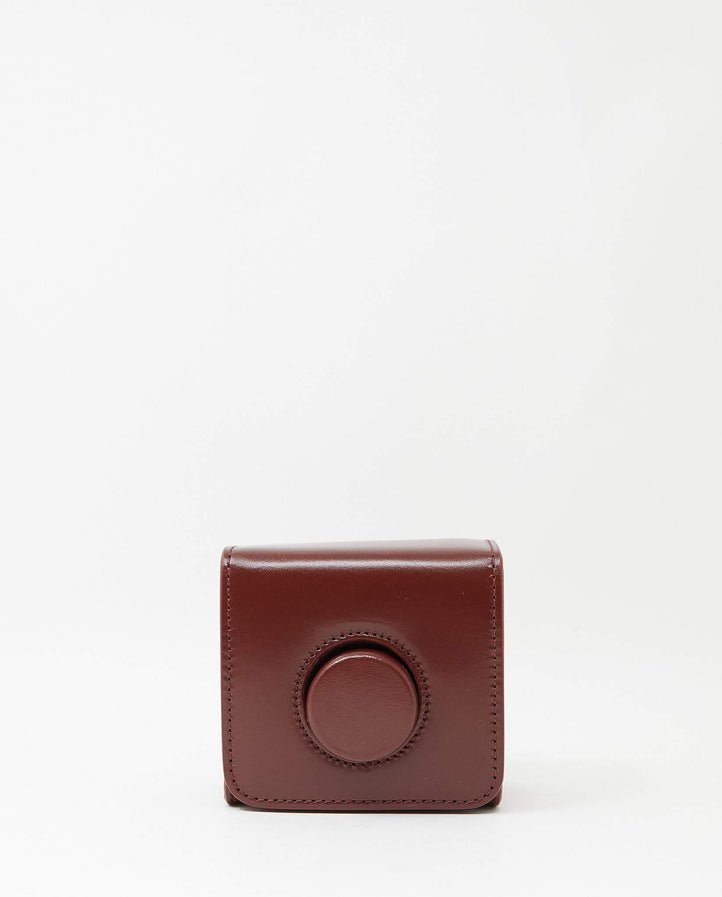 Mini Camera Bag - Red UNISEX LEMAIRE