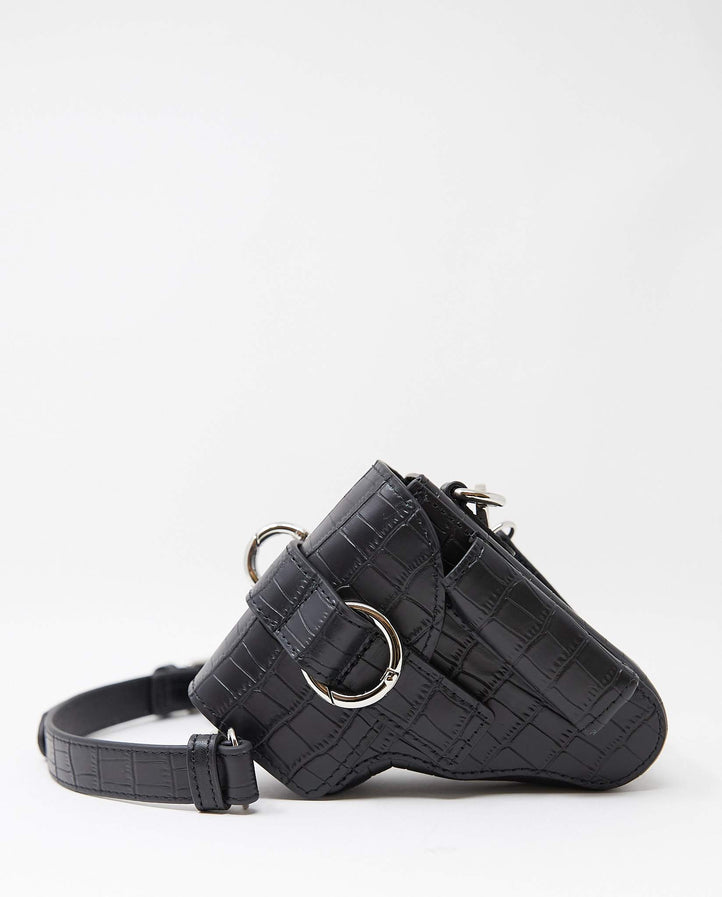 Mini Not A Gun Bag - Black UNISEX Private Policy